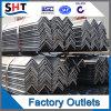 Het Roestvrij staal Angle Bar van DIN (201 304 316L 321)