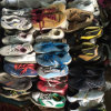 Zapatos usados con la alta calidad AAA y los zapatos competitivos de la segunda mano del coste