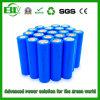 batterij 18650 van het Lithium 18650 2200mAh de IonenBatterij van Li voor de Grootte van de AMERIKAANSE CLUB VAN AUTOMOBILISTEN van het Product Recharger
