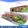 Campo de jogos interno da série dos doces de Vasia para o jogo de crianças