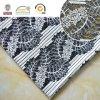 Cordón de Polyster del derretimiento de la suposición del recorte del poliester de la tela del cordón del bordado de la alta calidad 2017 para la ropa y las materias textiles caseras Ln10046