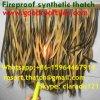 De vuurvaste Synthetische Hars met stro bedekt de Tegel van het Dak