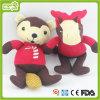 Brinquedo macio bonito do animal de estimação do brinquedo do urso do cão