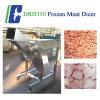 De bevroren Scherpe Machine van Dicer van het Vlees van het Rundvlees van het Varkensvlees