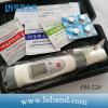 Wasserqualität-Parameter-Behandlung-Messinstrument-Prüfungs-Säuregehalt und Alkalinität