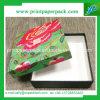 Твердая коробка упаковки картона для подарка упаковывая с напечатано
