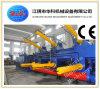 Tesoura de empacotamento Hbs500/630 da sucata resistente automática