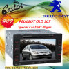 Reproductores de DVD viejo del coche del Special de Peugeot 307