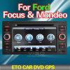 포드 초점 Mondeo 융해 (VFF7352)를 위한 차 DVD GPS