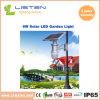 Indicatore luminoso solare esterno del cortile del giardino del LED