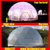 De duidelijke Transparante Witte Tent van Godesic van de Verkoop van pvc Hete