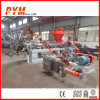 Hot Selling Pet Recycling Machine para grânulos de PVC