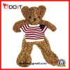 Brinquedos Unstuffed personalizados do luxuoso da pele animal do urso da peluche