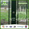 Frontière de sécurité enduite de treillis métallique de PVC de haute sécurité