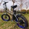 20  إطار سمينة يطوي جيب درّاجة كهربائيّة لأنّ شاطئ