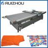 Camada única automático CNC máquina de corte de tecido de malha