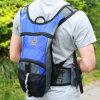 Mochila de mochila de ciclismo de ciclismo Pacote de hidratação Capacete de saco de bexiga de água