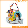 Médaille coulée sous pression par émail mol fait sur commande de qualité (YB-m-022)