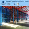 Mezzanine di cremagliera di Decking del metallo con SGS/ISO per memoria del magazzino