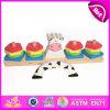 2014 het Nieuwe Houten Stuk speelgoed van het Saldo van Jonge geitjes, het Populaire Goedkope Stuk speelgoed van het Saldo van Kinderen Houten, het Hete Stuk speelgoed W11f025 van het Saldo van de Baby van de Verkoop Interessante Houten