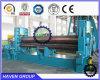 Máquina de dobra hidráulica W11S-16*3000 da máquina/placa de rolamento da placa