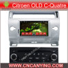 シトロエンOld C-Quatre (AD-7066)のためのA9 CPUを搭載するPure Android 4.4 Car DVD Playerのための車DVD Player Capacitive Touch Screen GPS Bluetooth
