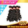 7A Grade Китай Supplier Cheap Peruvian Deep Wave Hair Extensions в 12 ''