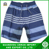 Men (DSC00459)를 위한 다채로운 Stripe Cotton Beach Shorts