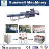 Machine de conditionnement automatique automatique d'emballage en papier rétrécissable de bouteille de machine à emballer de rétrécissement de film de PE