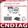 voor MB BR Connect C4 met Brandnew Lenovo E49A Laptop voor Benz van Mercedes