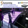 Танцевальная площадка напольного влияния инфинитная СИД пользы IP67 3D для моста, площади