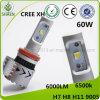 Farol do diodo emissor de luz do carro do CREE 60W 6000lm