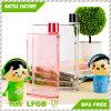 Botella de papel caliente de la venta A6 338ml BPA libera el material plástico