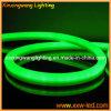 Verde al neon del nastro della luce della scultura del LED