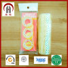 Certificación SGS BOPP embalaje cinta adhesiva de OPP
