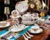 Jingdezhen Porcelain Tableware Dinnerware Kettle Set (QW-812)