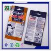 Poli sacchetto impaccante dell'alimento per animali domestici con il gancio