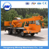 6t mini grue montés sur camion grue mobile Hwzg-6 pour la vente
