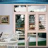 Aluminiumtüren und Windows mit sicherem Schutz (Zaun)