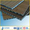 木製のベニヤの装飾のためのアルミニウム蜜蜂の巣のパネル