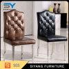 결혼식을%s 의자 현대 디자인 연회 의자를 식사하는 금속