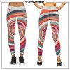 Sport-Hosen Wholesale Frauen-hohe Taillen-reizvolle kundenspezifische Yoga-Abnützung