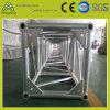 Серебряная алюминиевая ферменная конструкция болта случая освещения этапа винта