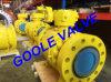 2500lb Tres pedazos forjaron la válvula de bola del tronco (GAQ347N)