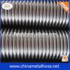 Spirale/Annural tresse métallique ondulé en métal flexible flexible