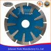 115mm prensa fría cóncavo de diamantes de la hoja de sierra para cortar granito