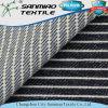 Tessuto di lavoro a maglia del denim lavorato a maglia cotone dello Spandex di stile della saia per gli indumenti