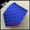 Hecho a mano de 100% de seda tejida corbata