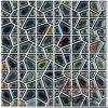 Nuevo mosaico hecho a mano completamente esmaltado superventas del diseño de la porcelana del azulejo popular de la pared