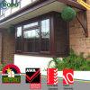 家のWindows美しい映像、UPVCのプロフィールおよび緩和されたガラス